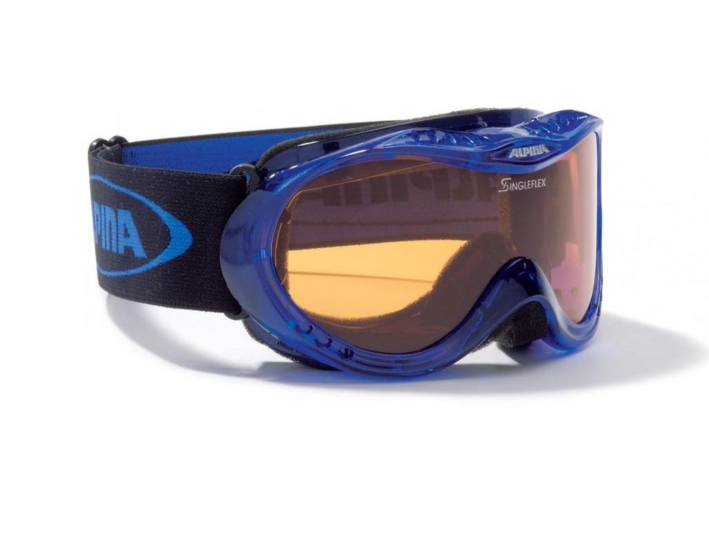 04b0567b7 Lyžiarské okuliare ALPINA BANG JR BLUE - Športové potreby – Lukasport.sk