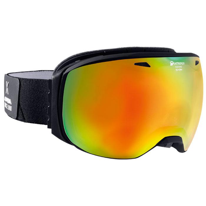 cc810c437 Lyžiarské okuliare ALPINA BIG HORN QMM black matt - Športové potreby ...