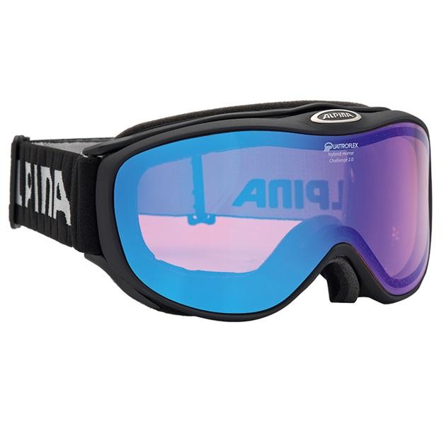 baf736f7d Lyžiarské okuliare ALPINA CHALLENGE 2.0 QM - Športové potreby ...