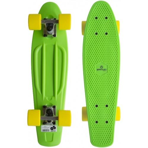 ec134046b Pennyboard SPARTAN Plastic 206 - zelený - Športové potreby ...